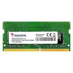 Memória Ram 8GB 1x8GB De notebook