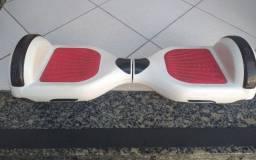 Hoverbord 6,5 polegadas branco com led