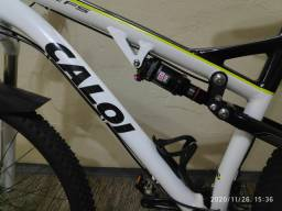 Bicicleta montain bike caloi Caloi Elite FS