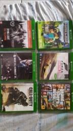 Jogos de Xbox One em bons estados