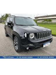 Título do anúncio: Jeep renegade longitude aut preto 2019