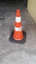 Cone de sinalizaçao
