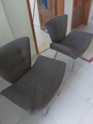 2 Cadeira tipo poltrona