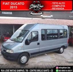 Fiat Ducato Minibus Teto Alto 2015