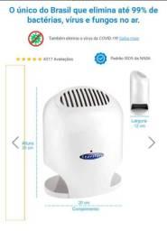 Purificador/esterilizador de ar