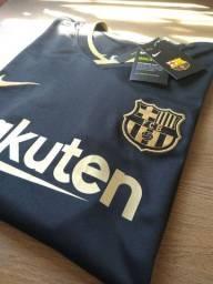 Camisa Barcelona **SUPER PROMOÇÃO LIMPA ESTOQUE**