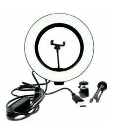 Ring Light 8 Polegadas Lam-8593 Com Mini Tripe Inova - 7920