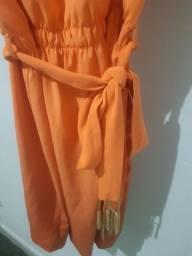 Vestido curto Morena Rosa