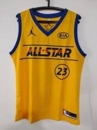 Regata NBA Allstar Amarela