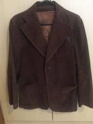 Título do anúncio: Blazer de Veludo Cotelê Vintage