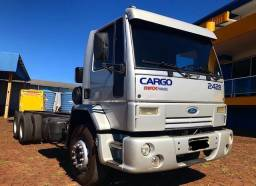 Ford cargo 2428 (Entrada 13 mil)