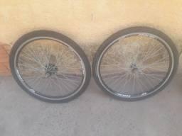 Título do anúncio: Rodas de bike 170 $