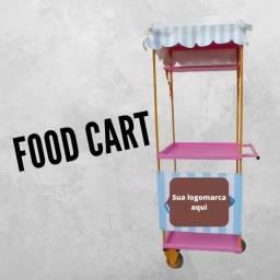 Título do anúncio: Food cart - seu comércio onde seu cliente está