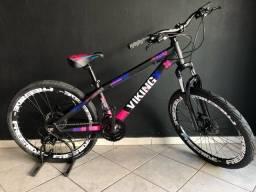 Bicicleta Vikingx Tuff 30 aro 26