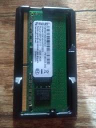 Título do anúncio: Memória RAM 4GB ddr4 notebook