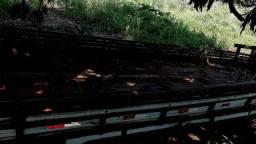 Vendo carroceria pra caminhão toco 6,70