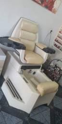 Vendo cadeira excelente para salao de beleza para Spa dos pés.