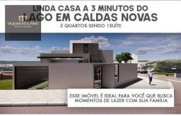 Título do anúncio: Caldas Novas - Casa Padrão - A Paradise Flat Residence