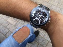 Relógio Masculino Esportivo Novos