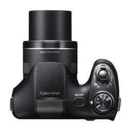 Camêra Sony Digital DSC-H300 20.MP 35X HD Pilha
