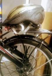 """Bicicleta dobrável aro 20"""" Trinx Shimano 7 velocidades<br><br>"""