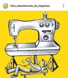 Hsm_ Manutenção de máquinas de costura