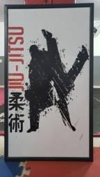 Título do anúncio: Quadro Jiu-jitsu