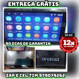 Central multimidia android 7 polegadas HD TOUCH SCREEN