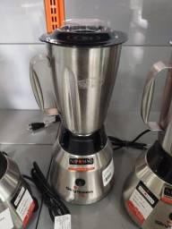Título do anúncio: LI - 1,5N Liquidificador inox 220V