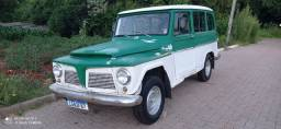 Ford Rural 72 6 Cilindro Original