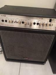 Amplificador loudvox km 200 profissional