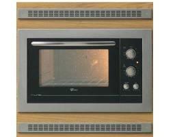 forno eletrico de embutir 44 Lts Inox 220V - Inox (marca Fischer modelo Fit)