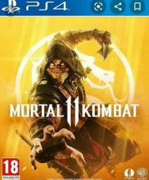 Mortal kombat 11 PlayStation 4