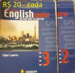 A New Practical English Course 2,3 - R$ 20 - cada