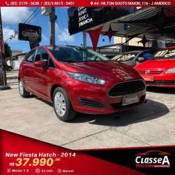 Ford New FIESTA Hatch 1.5 Flex 2014 Extra