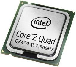 Título do anúncio: Processador Intel Core2 Quad Q8400 4mb 2.66ghz 775 1333mhz