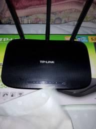 Roteador TP-Link 3 Antenas 450mbps - TL-WR940N