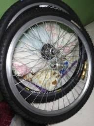 Roda de bike aro 26