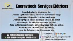 Problemas na Parte elétrica ? Eletricista p/ Residencial | Predial | Comercial