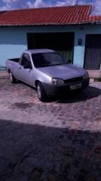 FORD COURIER . Modelo 2005 Prata - 2004