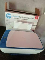 Impressora Hp DeskJet Ink Advantage 3636