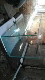 Fabricamos aquario. aquaterrario. terrario. sump. otimo preço