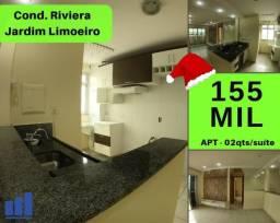MR - Excelente Apartamento 2Q com Suíte em Jardim Limoeiro!!!