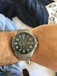 Relógio Magnum titânio