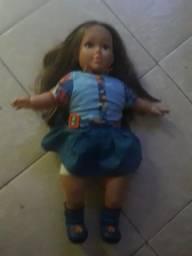 Boneca chiquititas Mili muito conservada