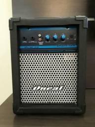 Caixa de som / amplificador