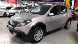 RENAULT SANDERO 1.6 STEPWAY 16V FLEX 4P MANUAL - 2013