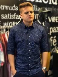 Camisas masculinas , luxo camisetas em aguas claras df orei
