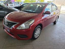 NISSAN  VERSA 1.0 12V FLEX S 4P MANUAL 2018 - 2018