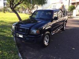 Ranger Xls cd 3.0 turbo diesel 4x4 completa com pneus novos com 135 mil km - 2005